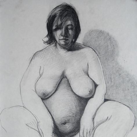 Pregnant Self 2009
