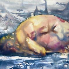 Curled Kaylie Batik