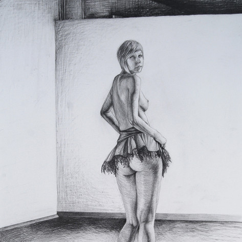 Up-Skirt Holly 2