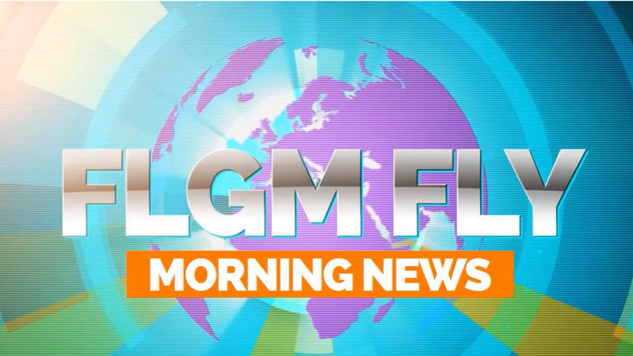 FLGM Youth Morning News Segment