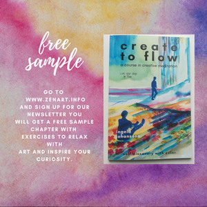 Book cover of Create to Flow with an offer
