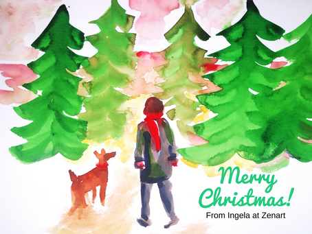 Merry Christmas and thoughts on reflection