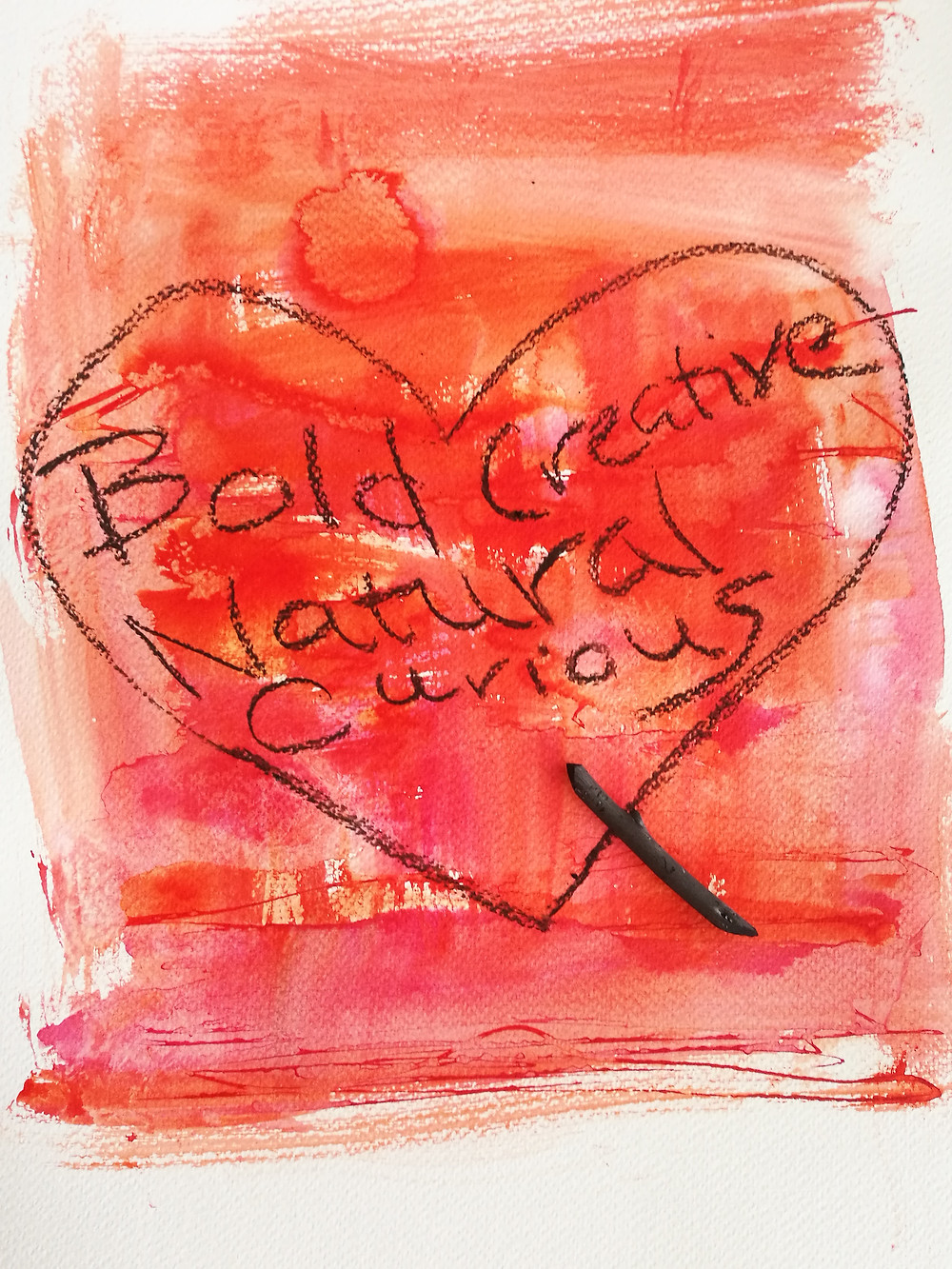 A sketch on creative selfcare