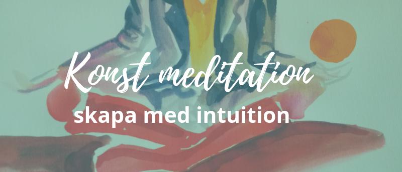 Konst meditation