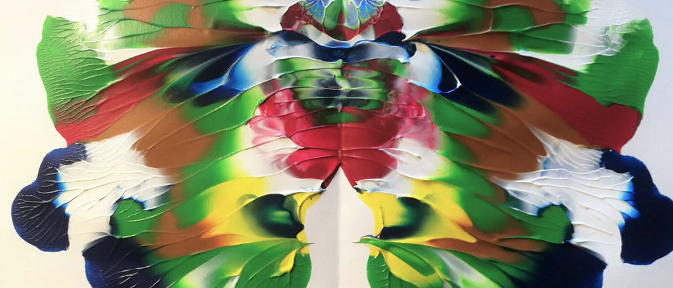 Fold acrylic Butterflies
