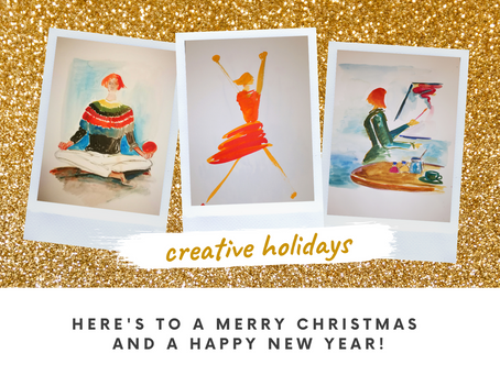 3 tips for a creative holiday
