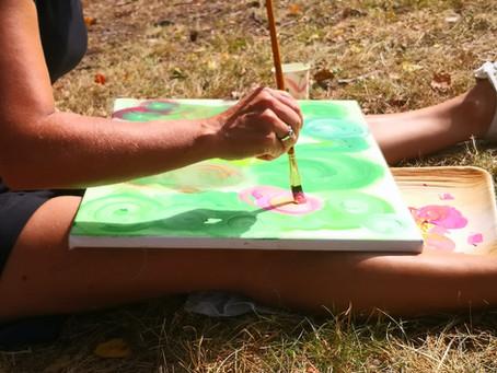 Nytt kursprogram Kreativ Mindfulness