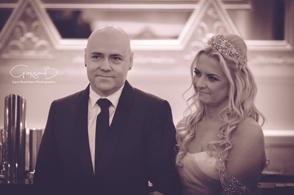 Penni married the love of her life a couple of weeks ago, the super talented musician David Jones