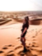 Dubai Desert, United Arab Emirates