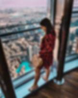 Burj Khalifa, Dubai, United Arab Emirate