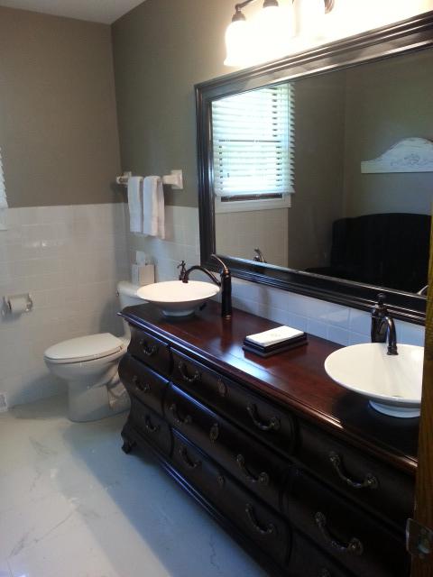 Bridle bathroom