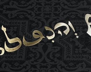 עיצוב לוגו ופונט לאומן ניסים
