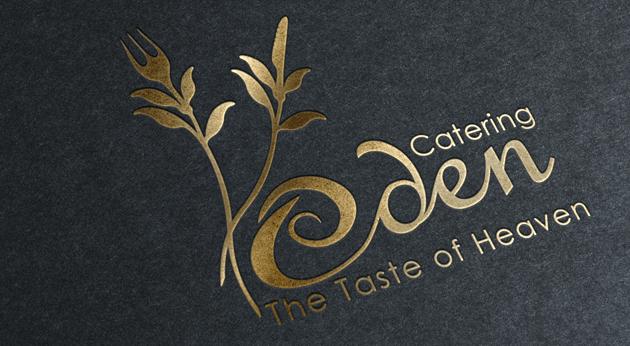עיצוב לוגו לחברת קטרינג