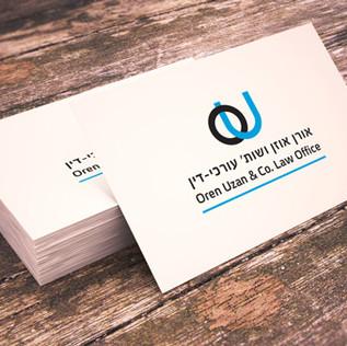 עיצוב לוגו לחברת עורכי דין