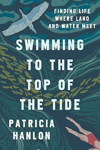 Swimming to the Top of the Tide, Book Cover