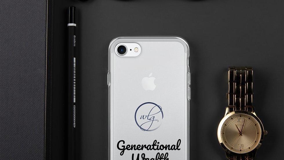 Generational Wealth iPhone Case