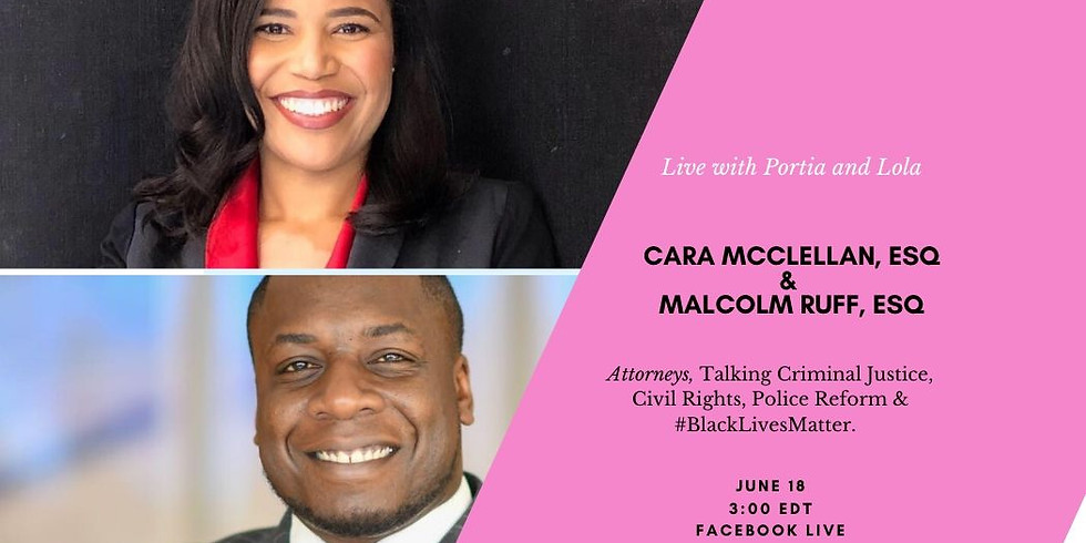 In conversation with Attorneys Cara McClellan and Malcolm Ruff