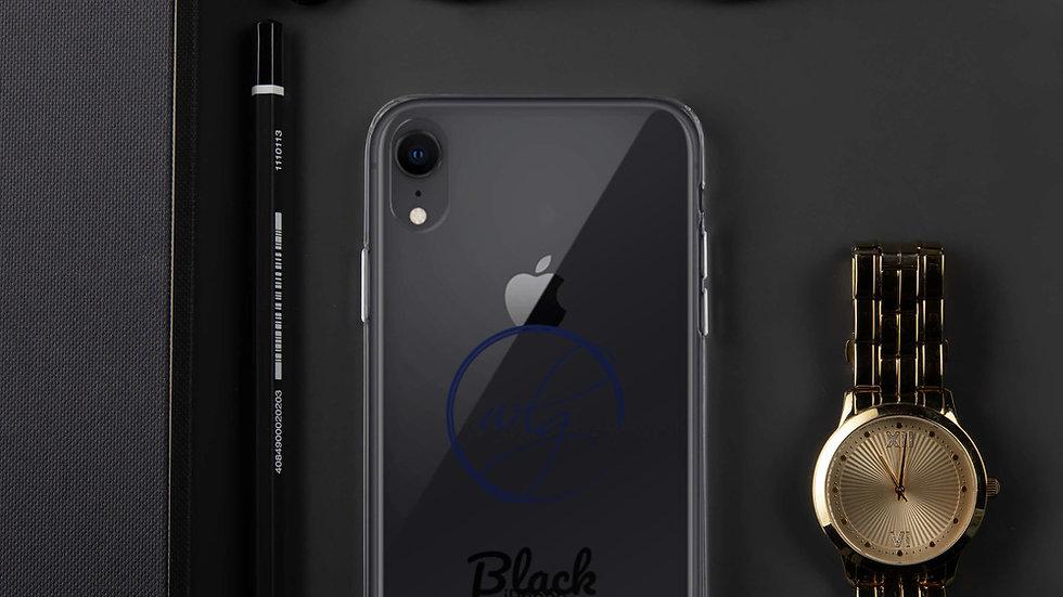 Black Trust Fund Kid iPhone Case