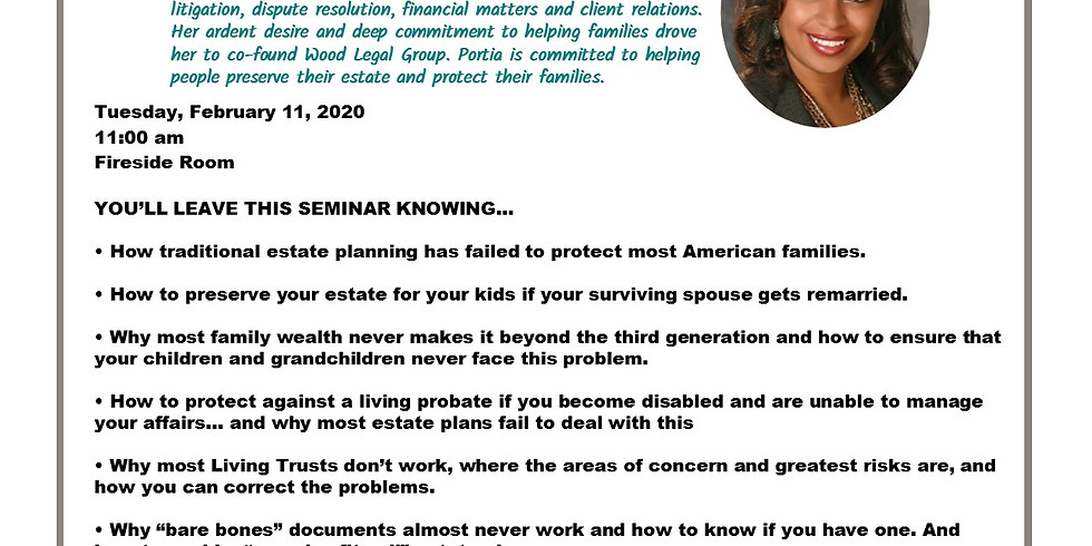 The Salvation Army Presents: Estate Planning The Basics