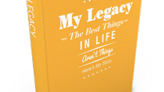 My Legacy Book