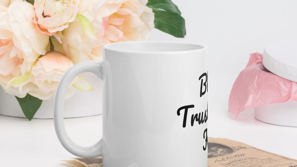 Black Trust Fund Kids Mug