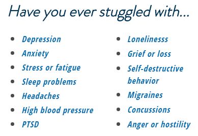 Kingston Minfulness Symptoms