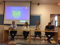 Alumni Panel from Marketing Week