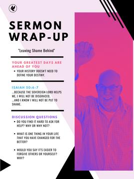 LEAVING SHAME BEHIND | STEVE GUDRIE