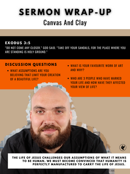 CANVAS AND CLAY | Trevor Gudrie
