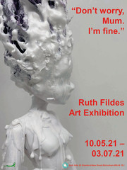 """Ruth Fildes """"Finissage"""" Friday 25 June  8pm"""