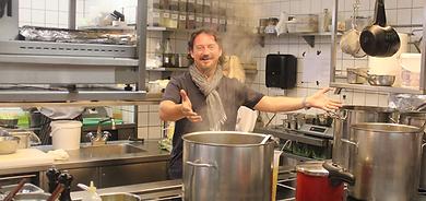 Kolja Kleeberg  Restaurant VAU   Berlin