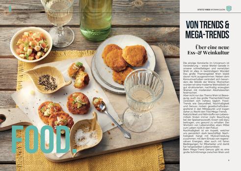 STEITZ VIBES Weinmagazin 01.2020   FOOD