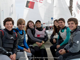 Regata de Natal 2018 - 1ª PAN para as Classes Laser e 420