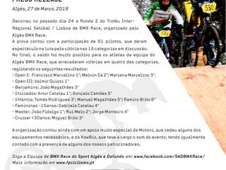 Troféu Inter-Regional Setubal / Lisboa de BMX Race