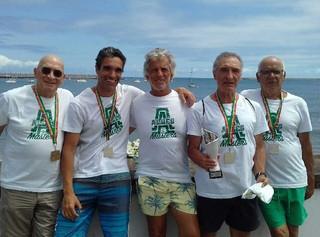 Campeonato Nacional Master de Águas Abertas (3 Km)
