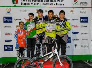 7ª e 8ª Etapas da Taça de Portugal de BMX Race.