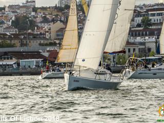 Regata Sails of Lisbon 2018/V Regata ao Pôr do Sol