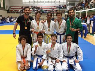 Judo -  Campeões Nacionais de Equipas Juvenis