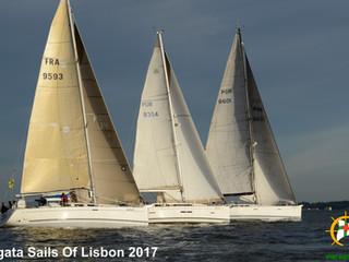 Regata Sails of Lisbon 2017