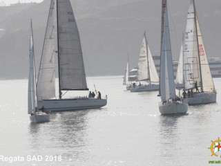 1ª Regata Troféu SAD 2018
