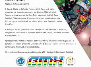 Algés BMX Race