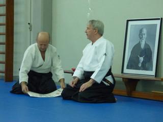 Estagio Internacional de Aikido