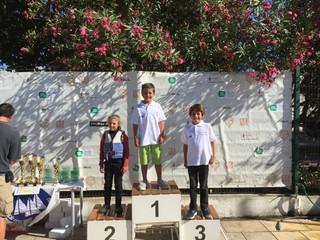 Campeonato Regional de Infantis e Iniciados.