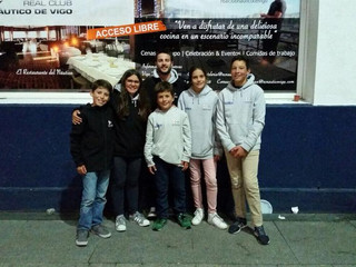 Meeting International de Optimist Ciudad de Vigo Optimist Excellence Cup 2017-2018