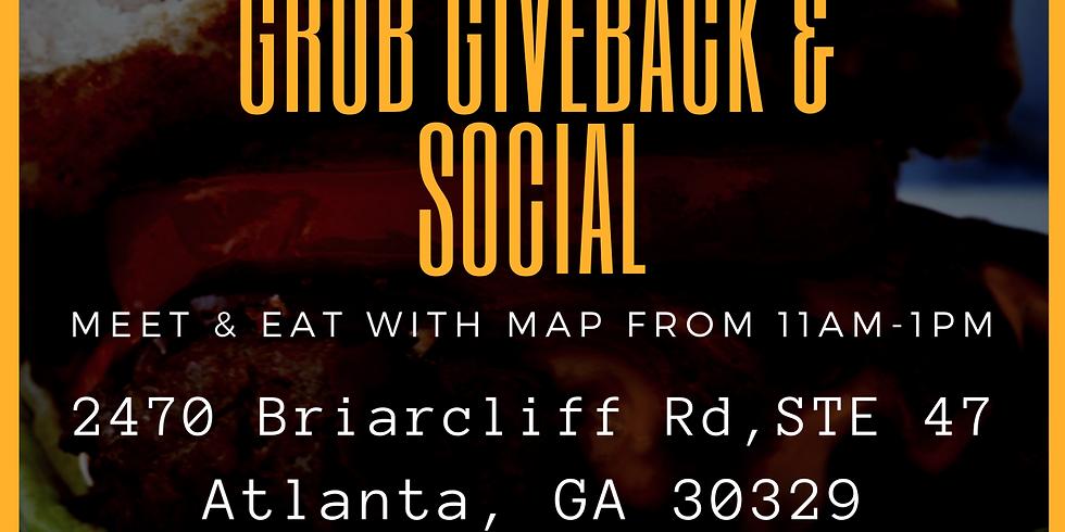 Grub Burger Giveback