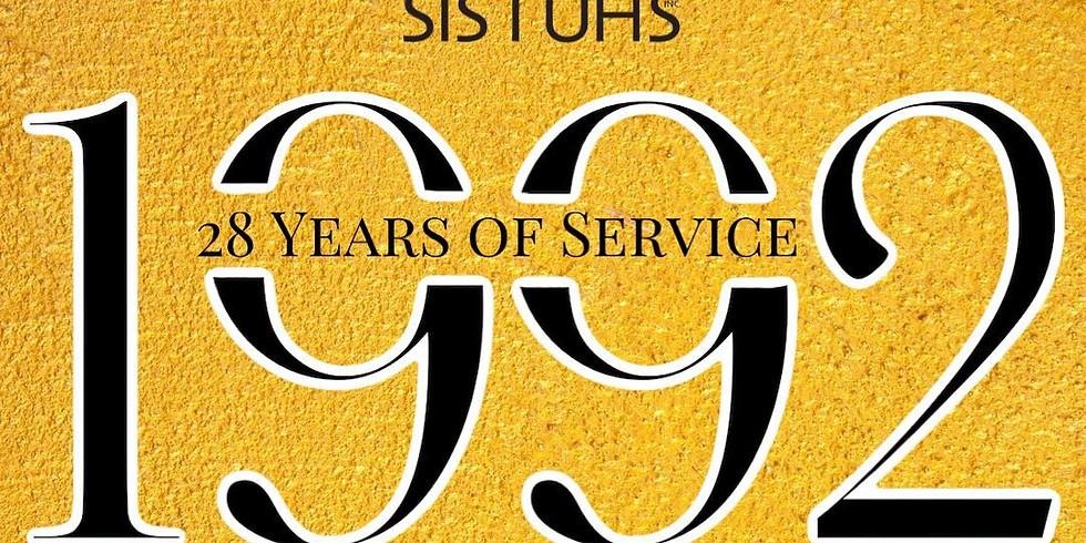 SISTUHS, Inc. Founders' Day!
