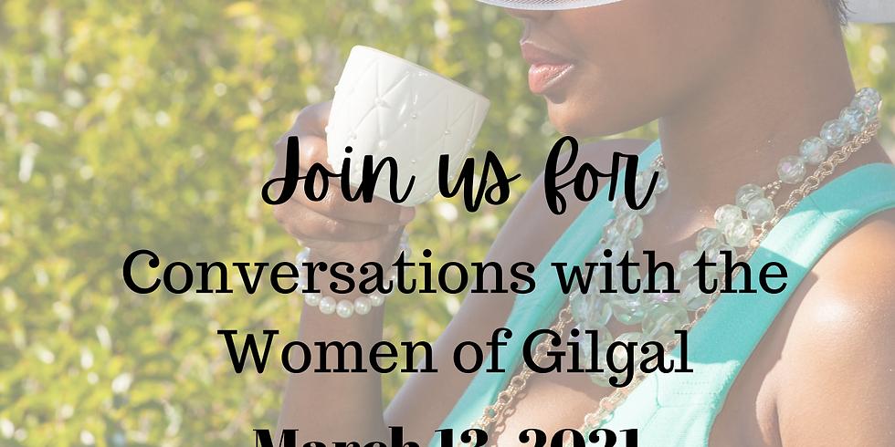 Hat & Tea Party:  Conversations About Womanhood