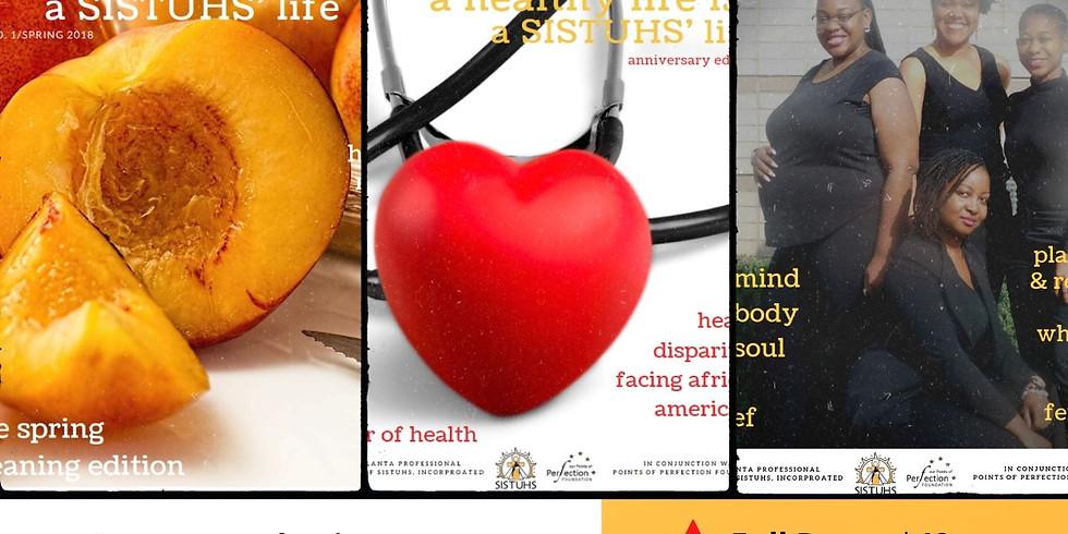 Health Magazine Ad Sponsorship