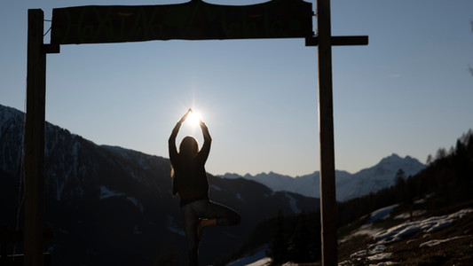 Yoga Mountain Retreat