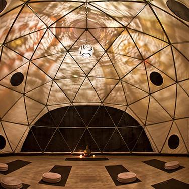 Der Yoga Dome